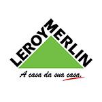 Logo da Empresa Leroy Merlin - Loja Física